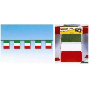 Festone Bandiere Italia 5 m...