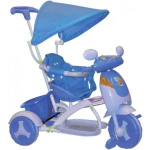 Triciclo Hyppo Azzurro Luci...