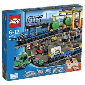 Treno Merci – LEGO City 60052