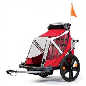 Nuovo B-Taxi Trailer Bici -...