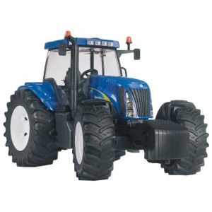 Trattore New Holland T8040...