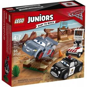 Cars Test di velocità a...