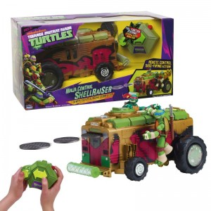 Turtles Camion Shellraiser...
