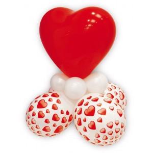 Mini Kit Cuore Heart h 70 cm
