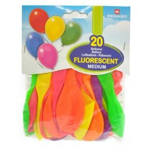 Busta 20 palloncini medium...