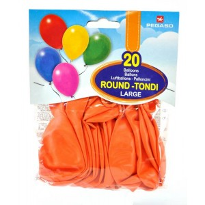 Busta 20 palloncini large...