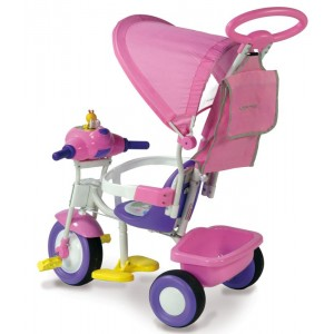 TRICICLO BABY PLUS 1497-RS
