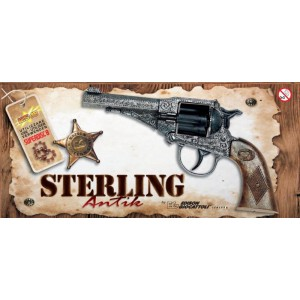 STERLING ANTIK BOX