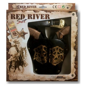 RED RIVER SET W.BOX
