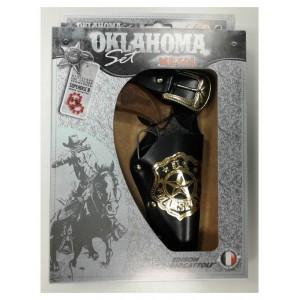 OKLAHOMA SET W.BOX METAL