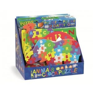 Puzzle didattici in morbida...
