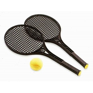 Racchette tennis cm.54 in rete