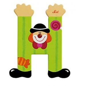 Lettera H Clown