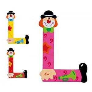 Lettera L Clown