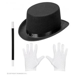 MAGO (cilindro, guanti,...