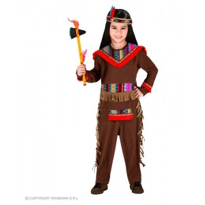 INDIANO (costume, fascia...