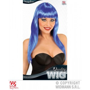 PARRUCCA VOGUE BLU in...