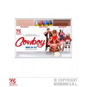 SET TRUCCO COWBOY (4 matite...