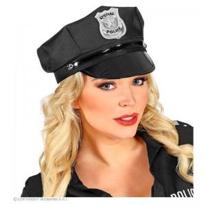 CAPPELLO POLIZIA regolabile