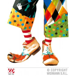 SCARPE CLOWN in lattice