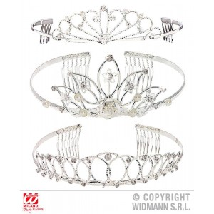 DIADEMA CON STRASS ass. in...