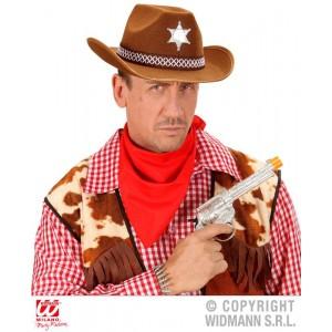 CAPPELLO SCERIFFO marrone -...