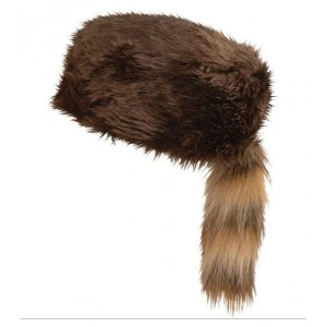 CAPPELLO TRAPPER IN PELUCHE