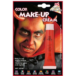 MAKE-UP ROSSO IN TUBO