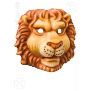 Maschera leone in eva c/cav.