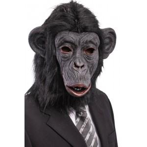 Maschera gorilla in lattice...