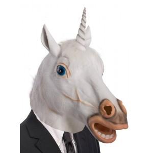 Maschera unicorno in...