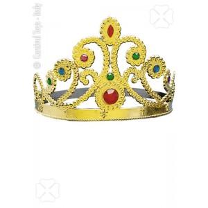 Corona oro in busta c/cav.