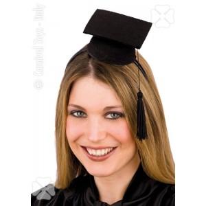 Mini cappello laureato in...