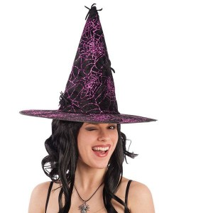 Cappello strega in velluto...