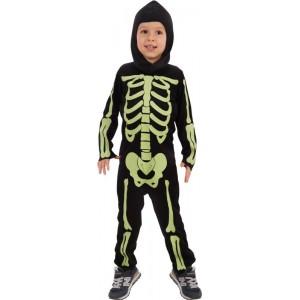 Costume tuta scheletro...