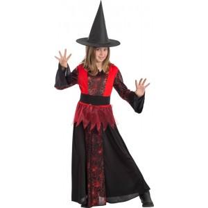 Costume strega nera con...