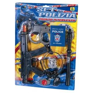 BLISTER POLIZIA 2 ASS.