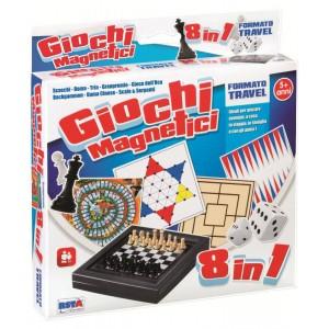 GIOCHI MAGNETICI 8 IN 1...
