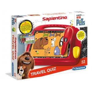 SAPIENTINO TRAVEL QUIZ PETS