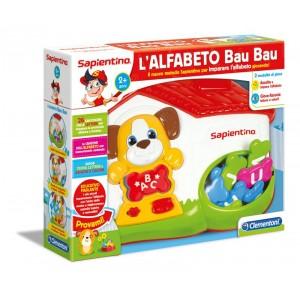 L'ALFABETO BAU BAU -K-