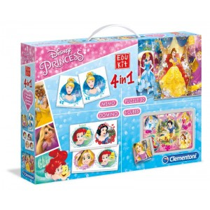 EDUKIT 4IN1 NEW PRINCESS