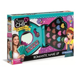CRAZY CHIC ROMANTIC MAKE UP