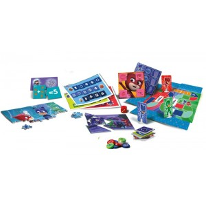 PJMASKS 15 GIOCHI EDUCATIVI