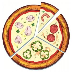 GIOCO SUI NUMERI... CHE PIZZA!