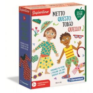 METTO QUESTO, TOLGO QUELLO