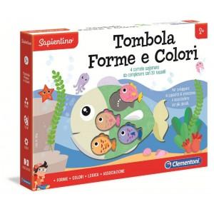 TOMBOLA FORME E COLORI
