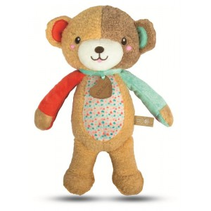 PRIMI MESI ORSO ACTIVITY PLUSH