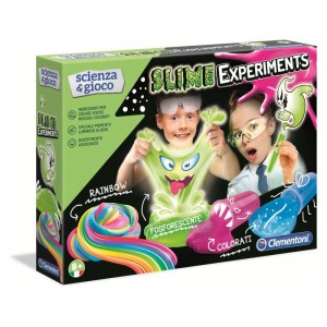 SLIME EXPERIMENTS