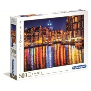 PUZZLE 500 AMSTERDAM 35037
