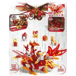 Bakugan Dragonoid Colossus...